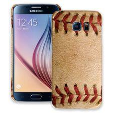 Who's On First Samsung Galaxy S6 ColorStrong Slim-Pro Case