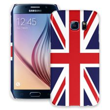 UK Pride Samsung Galaxy S6 ColorStrong Slim-Pro Case