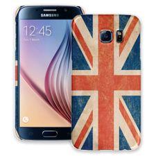 Vintage British Flag Samsung Galaxy S6 ColorStrong Slim-Pro Case