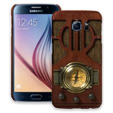 Old Radio Show Samsung Galaxy S6 ColorStrong Slim-Pro Case