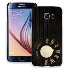 Retro Radio Samsung Galaxy S6 ColorStrong Slim-Pro Case