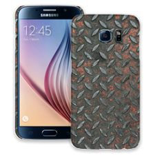 Rust and Steel Samsung Galaxy S6 ColorStrong Slim-Pro Case