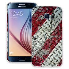 Steel and Stripes Samsung Galaxy S6 ColorStrong Slim-Pro Case