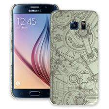 Technical Drawing Samsung Galaxy S6 ColorStrong Slim-Pro Case