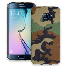 Highlands Camouflage Samsung Galaxy S6 Edge ColorStrong Slim-Pro