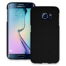 Carbon Fiber Satin Samsung Galaxy S6 Edge ColorStrong Slim-Pro