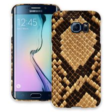 Rattlesnake Samsung Galaxy S6 Edge ColorStrong Slim-Pro