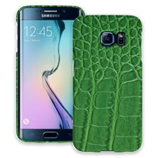 Green Gator Samsung Galaxy S6 Edge ColorStrong Slim-Pro