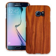 Mahogany Samsung Galaxy S6 Edge ColorStrong Slim-Pro
