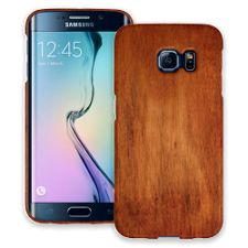Rosewood Samsung Galaxy S6 Edge ColorStrong Slim-Pro