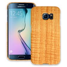 Fiddleback Chestnut Samsung Galaxy S6 Edge ColorStrong Slim-Pro
