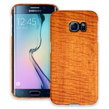 Fiddleback Makore Samsung Galaxy S6 Edge ColorStrong Slim-Pro