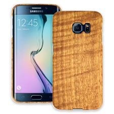 Figured Walnut Samsung Galaxy S6 Edge ColorStrong Slim-Pro