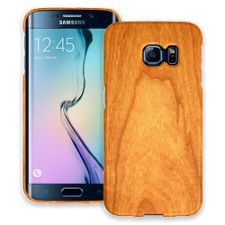 Flat Cut Cherry Samsung Galaxy S6 Edge ColorStrong Slim-Pro