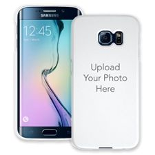 Design Your Own - 1 Photo Spot Samsung Galaxy S6 Edge ColorStrong Slim-Pro