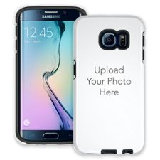 Design Your Own - 1 Photo Spot Samsung Galaxy S6 Edge Colorstrong Cush-Pro