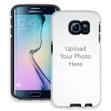 Design Your Own - 1 Photo Spot Samsung Galaxy S6 Edge Colorstrong Cush-Pro