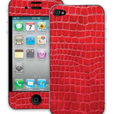 Purple & Black Quatrefoil iPhone 6 ColorStrong Slim-Pro Case