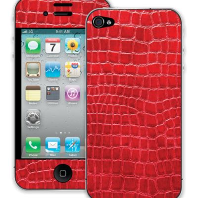 Teal Quatrefoil iPhone 6 Plus ColorStrong Slim-Pro Case