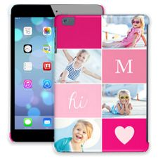 Strawberry Squares iPad Mini ColorStrong Slim-Pro Case