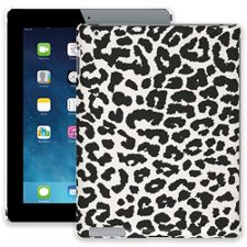 Black and White Leopard iPad 2/3/4 ColorStrong Slim-Pro Case
