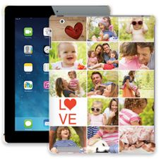 Lotta Love iPad 2/3/4 ColorStrong Slim-Pro Case