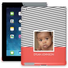Skinny Stripes iPad 2/3/4 ColorStrong Slim-Pro Case