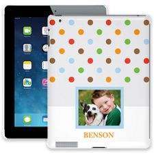 Rainbow Sprinkles iPad 2/3/4 ColorStrong Slim-Pro Case