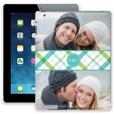 Spring Plaid iPad 2/3/4 ColorStrong Slim-Pro Case