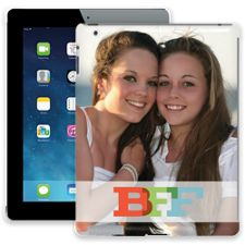 BFF Banner iPad 2/3/4 ColorStrong Slim-Pro Case