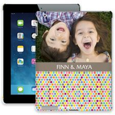 Seeing Spots iPad 2/3/4 ColorStrong Slim-Pro Case