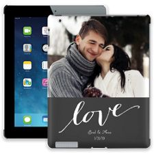 Bold Love iPad 2/3/4 ColorStrong Slim-Pro Case