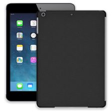 Carbon Fiber Satin iPad Air ColorStrong Slim-Pro Case