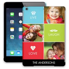 Bright Live Laugh Love iPad Air ColorStrong Slim-Pro Case