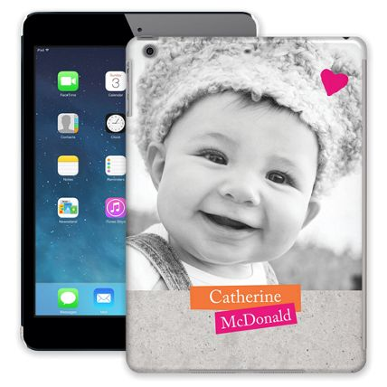 Sticker Art iPad Air ColorStrong Slim-Pro Case