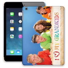 Grandkids and Crayons iPad Air ColorStrong Slim-Pro Case