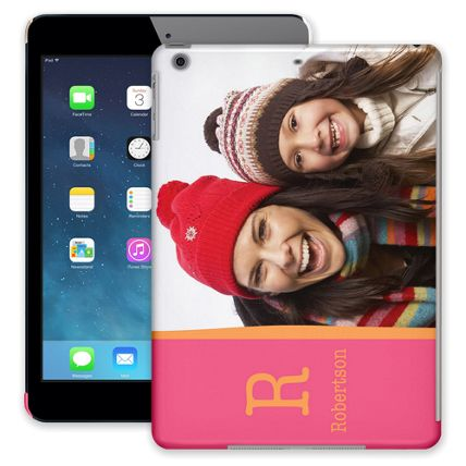 Rainbow Sherbet iPad Air ColorStrong Slim-Pro Case