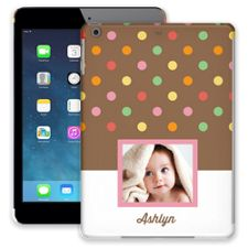 Ice Cream Sundae iPad Air ColorStrong Slim-Pro Case
