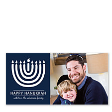 Happy Hanukkah Hanukkah Photo Cards