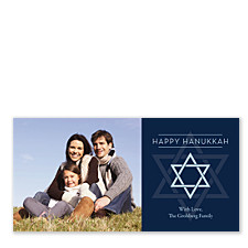 Joyous Holiday Hanukkah Cards