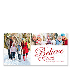 Embrace the Magic Holiday Photo Cards