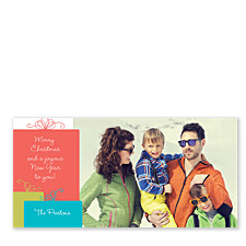 Boxes & Bows Christmas Photo Cards
