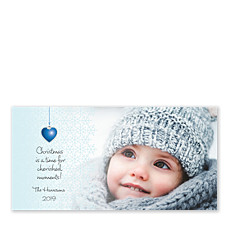 Cherished Moments Photo Christmas Cards
