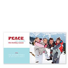 The Holiday Season Photo Cards