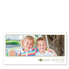 An Earthly Christmas Photo Cards