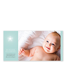 All is Calm Christmas Photo Cards