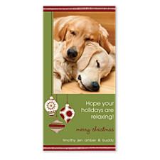 Nostalgic Ornaments Christmas Photo Cards