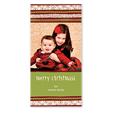 Elements Christmas Photo Cards