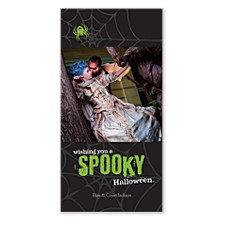 Spooky Halloween Photo Cards
