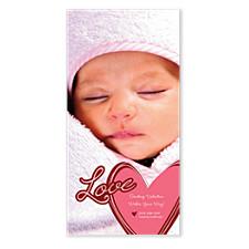 Artsy Heart Valentine's Day Cards